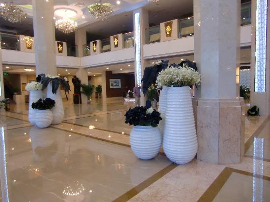 Huidong Hotel: Eingangshalle