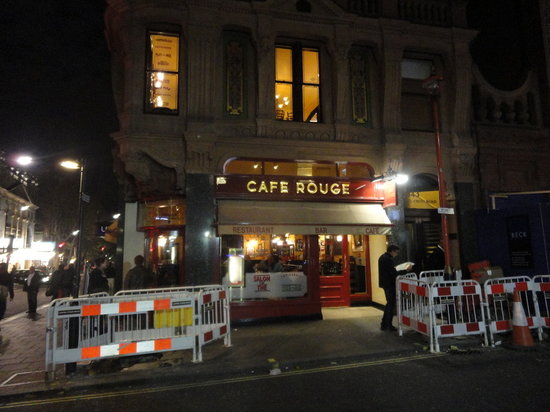 Cheap Restaurants Near Leicester Square