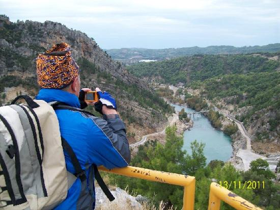 Active Nature Tours: Staudammtour: Fernblick