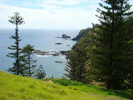 Ocean View Cottages Norfolk Island