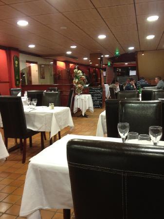 La Taverne des Ducs : La salle