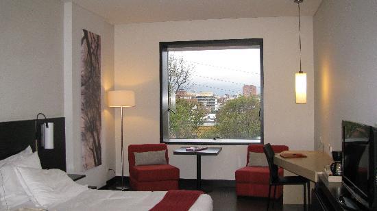 Cite Hotel: Habitación