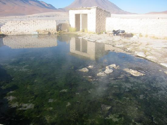 Tonito Tours: Hot Spring