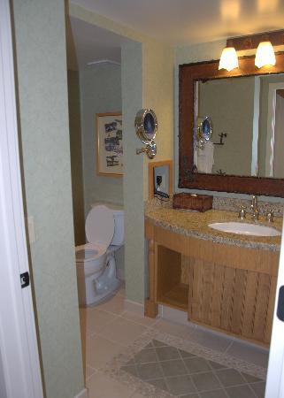 Lake Lawn Resort: bathroom