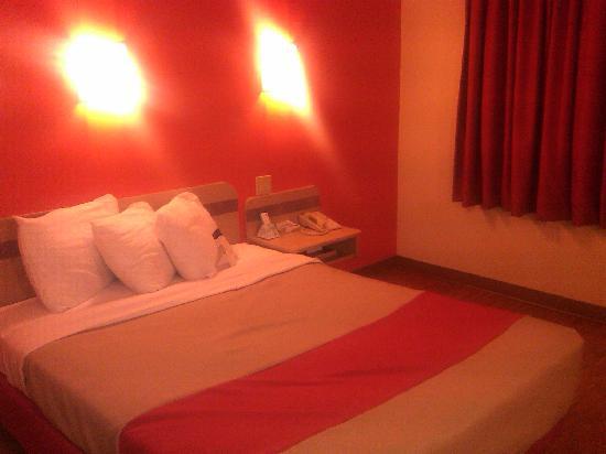 Motel 6 Sandusky-Milan: Room 107