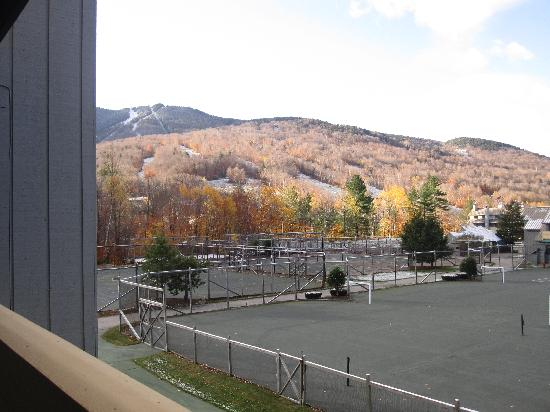 Village Of Loon Mountain: View from our balcony