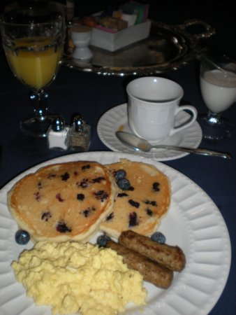 Shining Dawn Bed and Breakfast Retreat Center: Part 2 of Breakfast