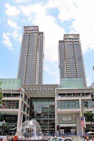 Photo of Pavilion Residences Private Apartments Kuala Lumpur