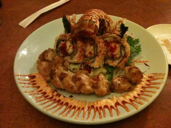 Tokyo Bay Restaurant & Sushi : King Lobster Roll