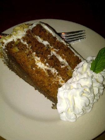 Tastebuds: Day #2: Thank you Brittany for whipping this Carrot Cake together - Words cannot express how WON
