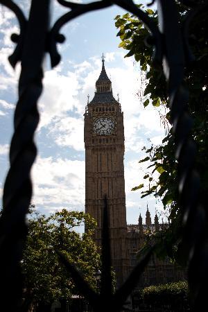 Premier Inn London Kings Cross Hotel : Big Ben