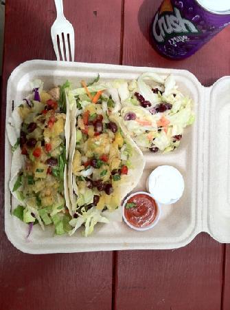 Lana'i Ohana Poke Market: Taco Tuesday's