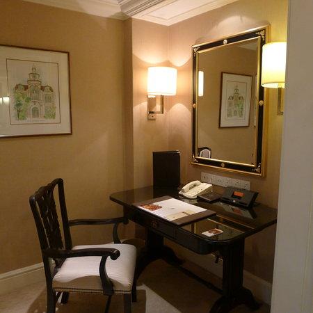 The Ritz-Carlton, Kuala Lumpur: Study area
