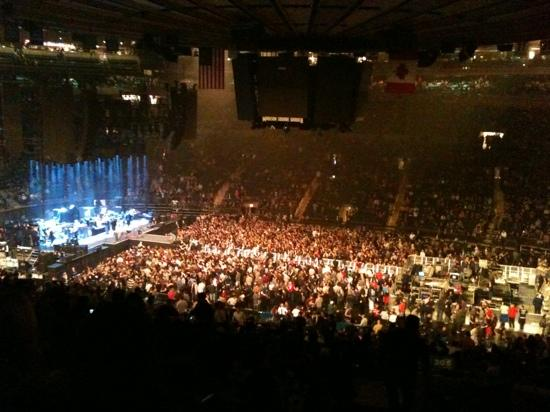 Foo fighters 13th november 2011 picture of madison - Foo fighters madison square garden ...