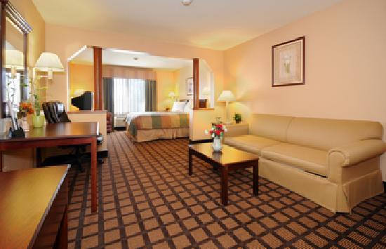 Best Western Inn & Suites Of Merrillville: King Business Suite