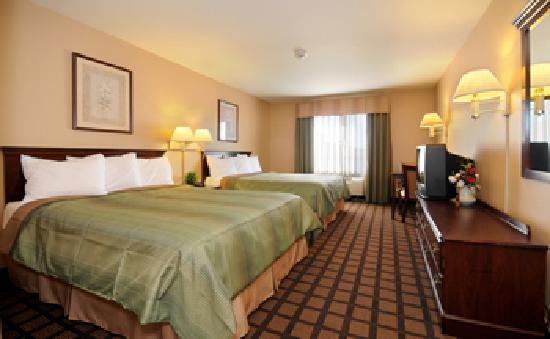 Best Western Inn & Suites Of Merrillville : Double Queen Guest Room