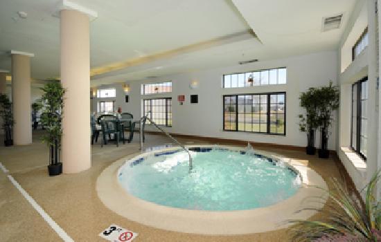 Best Western Inn & Suites Of Merrillville : Hot Tub
