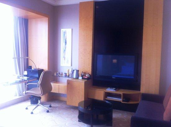 Le Royal Meridien Shanghai: The room