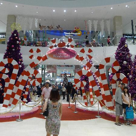 pavilion kl christmas decoration - Mall Christmas Decorations