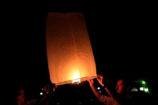 Xanadu  2008: Loi Krathong.