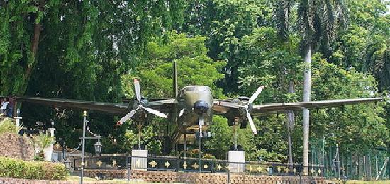 Port Dickson, Malaysia: The DHC-4A Caribou