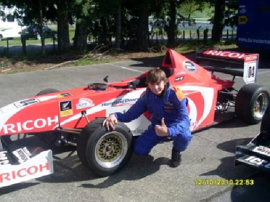 Formula Challenge Racing: Our son