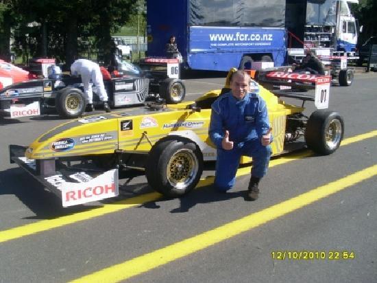 Formula Challenge Racing: Hubby
