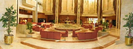 Orient Palace Hotel: Reception