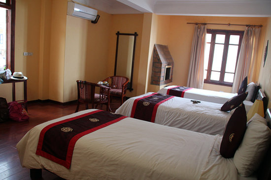 Holiday Sapa Hotel: room