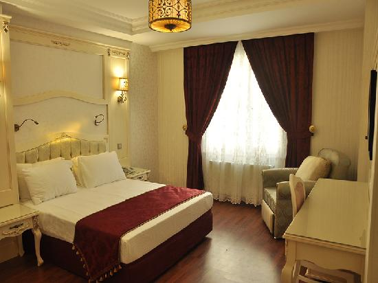 Muyan Suites: guest room