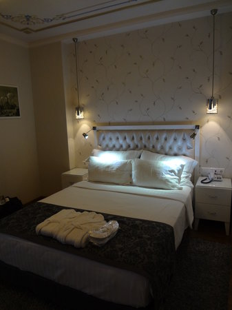Hotel Amira Istanbul: Standard double room