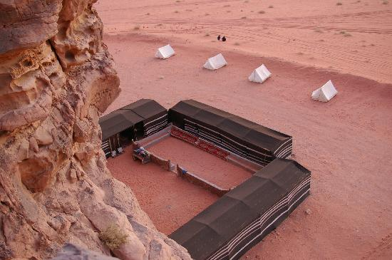 Wadi Rum Full Moon Camp : Our Camp