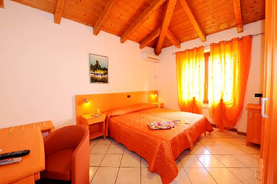 Villa Camporosso: camera du charm