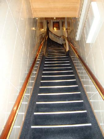 Love The Original Amsterdam S Steep Narrow Stairs Picture Of Hotel