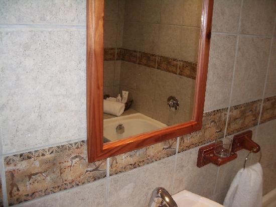 Guesthouse LaRachelle: Bathroom