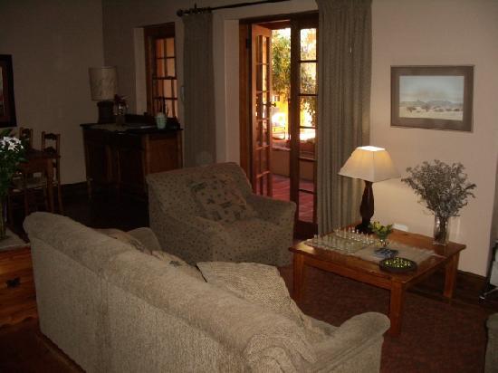 Guesthouse LaRachelle: Lounge