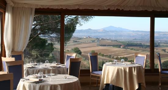 Relais Villa Petrischio: Il Ristorante la Terrazza