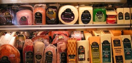 Chef's Corner in Melbourne Beach Market: Boars Head - My Favorite !