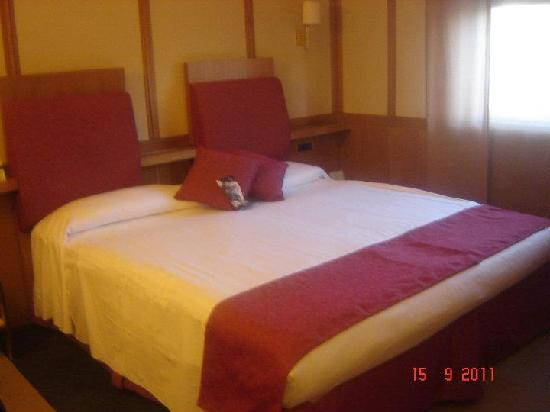 Best Western Hotel President: My Wonderful room
