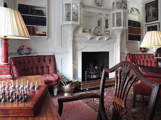 Draycott Hotel: Library