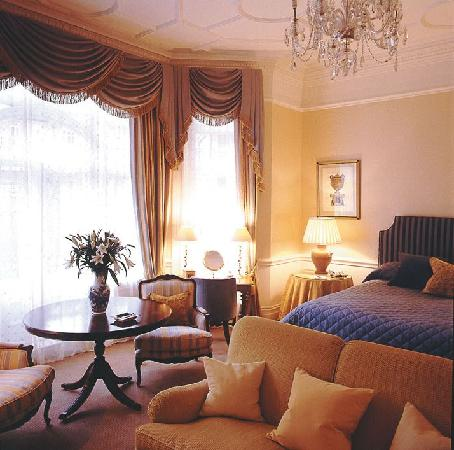 Draycott Hotel: First Floor Suite with Balcony onto the Garden