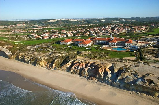 Praia D'El Rey Marriott Golf & Beach Resort: Aerial view Praia d'El Rey Marriott