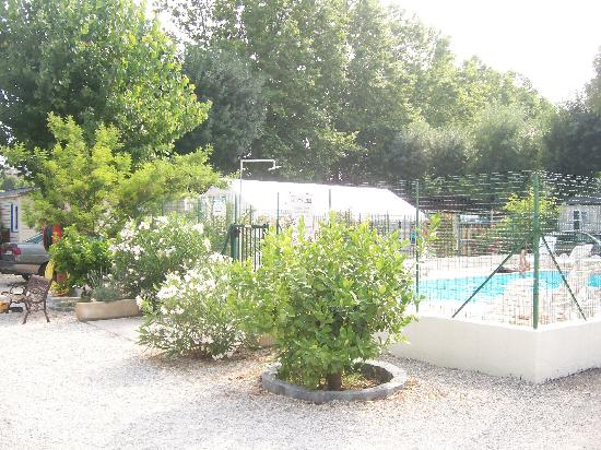Camping Douce France : Piscine