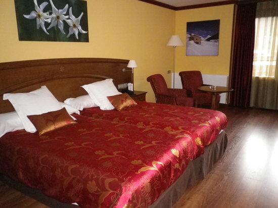 Hotel Parador Canaro: Habitación
