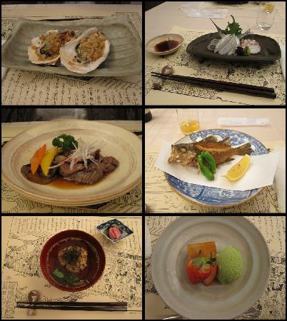 Guest House Kikugawa: Cena