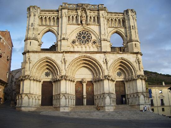 Province of Cuenca, Hiszpania: catedral de cuenca