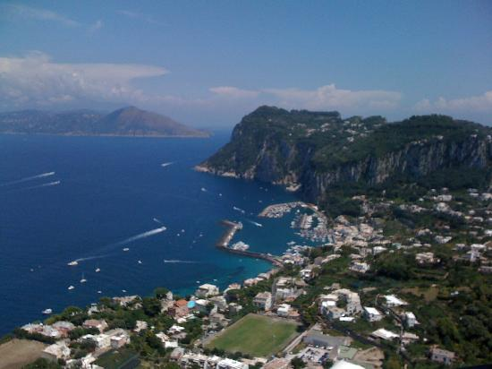 Hotel Flora: Too amazing for words....Capri