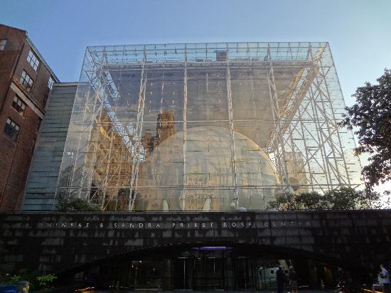 Natural History New York Planetarium