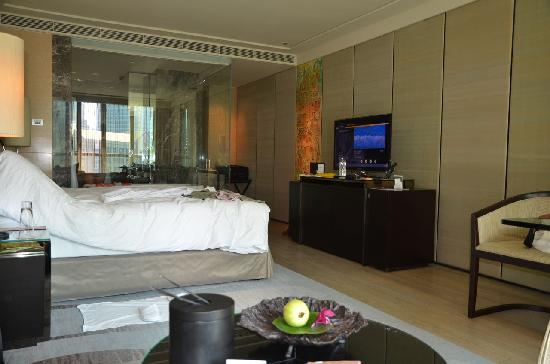 Siam Kempinski Hotel Bangkok : chambre