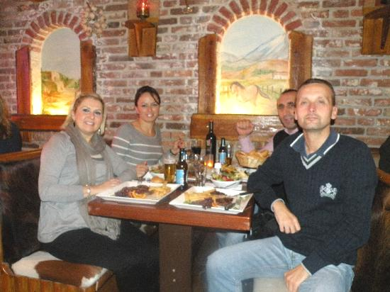 La Boca (Our Table)